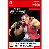 Super Smash Bros. Ultimate: Terry Bogard Challenger Pack 4 – Nintendo Switch Digital - Herný doplnok