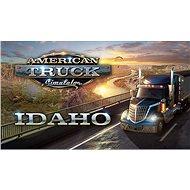 American Truck Simulator: Idaho - PC DIGITAL