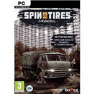 Spintires Chernobyl Bundle – PC DIGITAL - Hra na PC