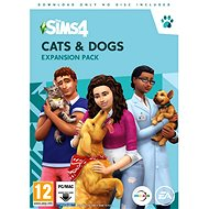 The Sims 4: Dogs and Cats - PC DIGITAL