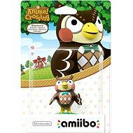 Amiibo Animal Crossing Blathers - Herná figúrka