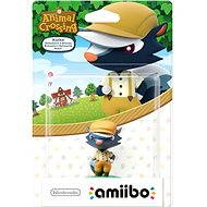 Amiibo Animal Crossing Kicks - Herná figúrka