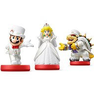 Amiibo Zelda – svadobný set (3)