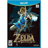 Nintendo Wii U - The Legend of Zelda: Breath of the Wild - Hra pre konzolu