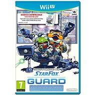 Nintendo Wii U - Starfox Guard (iba kod k stiahnutiu) - Hra pre konzolu