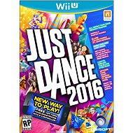 Nintendo Wii U - Just Dance 2016 - Hra pre konzolu