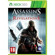 Xbox 360 - Assassins Creed: Revelations - Hra na konzolu