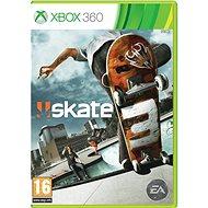 Xbox 360 - Skate 3 - Hra na konzolu