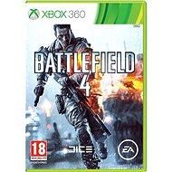 Xbox 360 - Battlefield 4 - Hra na konzolu