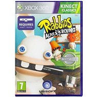 Xbox 360 - Raving Rabbids Alive & Kicking (Kinect ready)