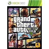 Grand Theft Auto V (GTA 5) – Xbox 360 - Hra na konzolu
