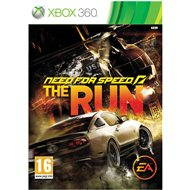 Xbox 360 - Need For Speed: The Run - Hra na konzolu