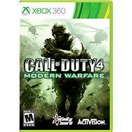Xbox 360 - Call of Duty: Modern Warfare - Hra na konzolu