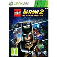 Xbox 360 - LEGO Batman 2: DC Super Heroes - Hra na konzolu