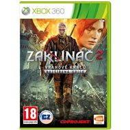 Xbox 360 - Zaklínač 2: Vrahovia kráľov - Hra na konzolu