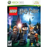 LEGO Harry Potter: Years 1-4 - Xbox 360 - Hra pre konzolu