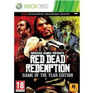 Xbox 360 - Red Dead Redemption (Game Of The Year) - Hra na konzolu