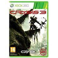 Xbox 360 - Crysis 3 - Hra na konzolu
