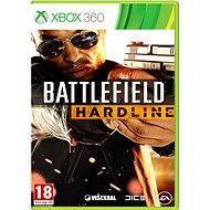 Xbox 360 - Battlefield Hardline CZ - Hra na konzolu
