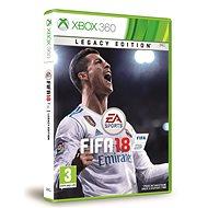 FIFA 18 Legacy Edition - Xbox 360 - Hra na konzolu