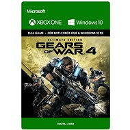 Gears of War 4: Ultimate Edition – Xbox One/Win 10 Digital - Hra na PC a Xbox