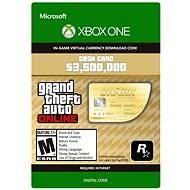 Grand Theft Auto V (GTA 5): Whale Shark Card DIGITAL - Herný doplnok