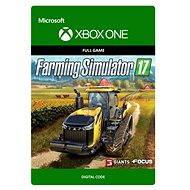 Farming Simulator 2017 - Xbox One DIGITAL - Hra pro konzoli