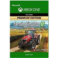 Farming Simulator 2017 Premium Edition - Xbox One DIGITAL - Hra pro konzoli