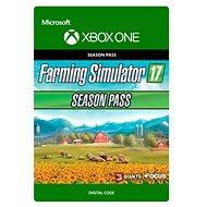 Farming Simulator 2017 Season Pass - Xbox One DIGITAL - Hra pro konzoli