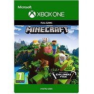 Minecraft: Explorer's Pack - Xbox One DIGITAL - Hra pro konzoli