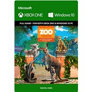 Zoo Tycoon: Ultimate Animal Collection - Xbox One DIGITAL - Hra pro konzoli