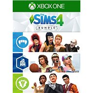 The SIMS 4: Extra Content Starter Bundle - Xbox One Digital - Hra pro konzoli