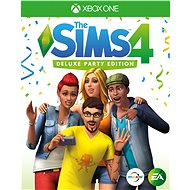 The SIMS 4: Deluxe Party Edition - Xbox One Digital - Hra pro konzoli