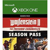 Wolfenstein II: Season Pass - Xbox One Digital - Herní doplněk