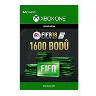 FIFA 18: Ultimate Team FIFA Points 1600 - Xbox One Digital - Herní doplněk