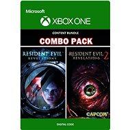 Resident Evil Revelations 1 & 2 Bundle - Xbox One Digital - Hra pro konzoli