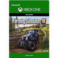 Farming Simulator 15 - Xbox One Digital - Hra pro konzoli