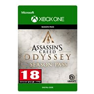 Assassin's Creed Odyssey: Season Pass – Xbox Digital - Herný doplnok