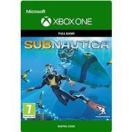 Subnautica - Xbox One Digital - Console Game