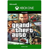 Grand Theft Auto IV - Xbox One Digital - Console Game
