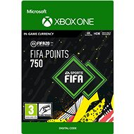 FIFA 20 ULTIMATE TEAM 750 POINTS – Xbox One Digital - Herný doplnok