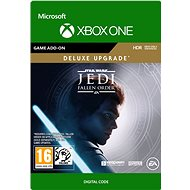 STAR WARS Jedi Fallen Order: Deluxe Upgrade – Xbox Digital - Herný doplnok