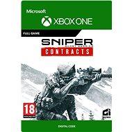 Sniper Ghost Warrior Contracts – Xbox Digital - Hra na konzolu