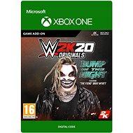 WWE 2K20 Originals: Bump in the Night – Xbox Digital - Hra na konzolu