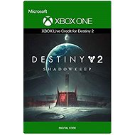 Destiny 2: Shadowkeep Expansion – Xbox Digital - Hra na konzolu