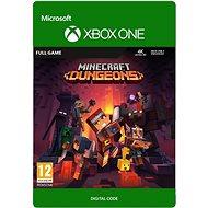 Minecraft Dungeons – Xbox One Digital - Hra na konzolu