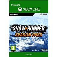 SnowRunner – Season Pass – Xbox Digital - Herný doplnok