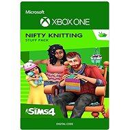 The Sims 4: Nifty Knitting – Xbox Digital - Herný doplnok