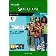 The Sims 4: Eco-Lifestyle – Xbox Digital - Herný doplnok