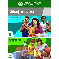 The Sims 4 Cats and Dogs + My First Pet Stuff – Xbox Digital - Herný doplnok
